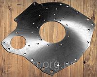 Лист задний под стартер (плита) МТЗ Д-240 50-1002313-В, фото 1