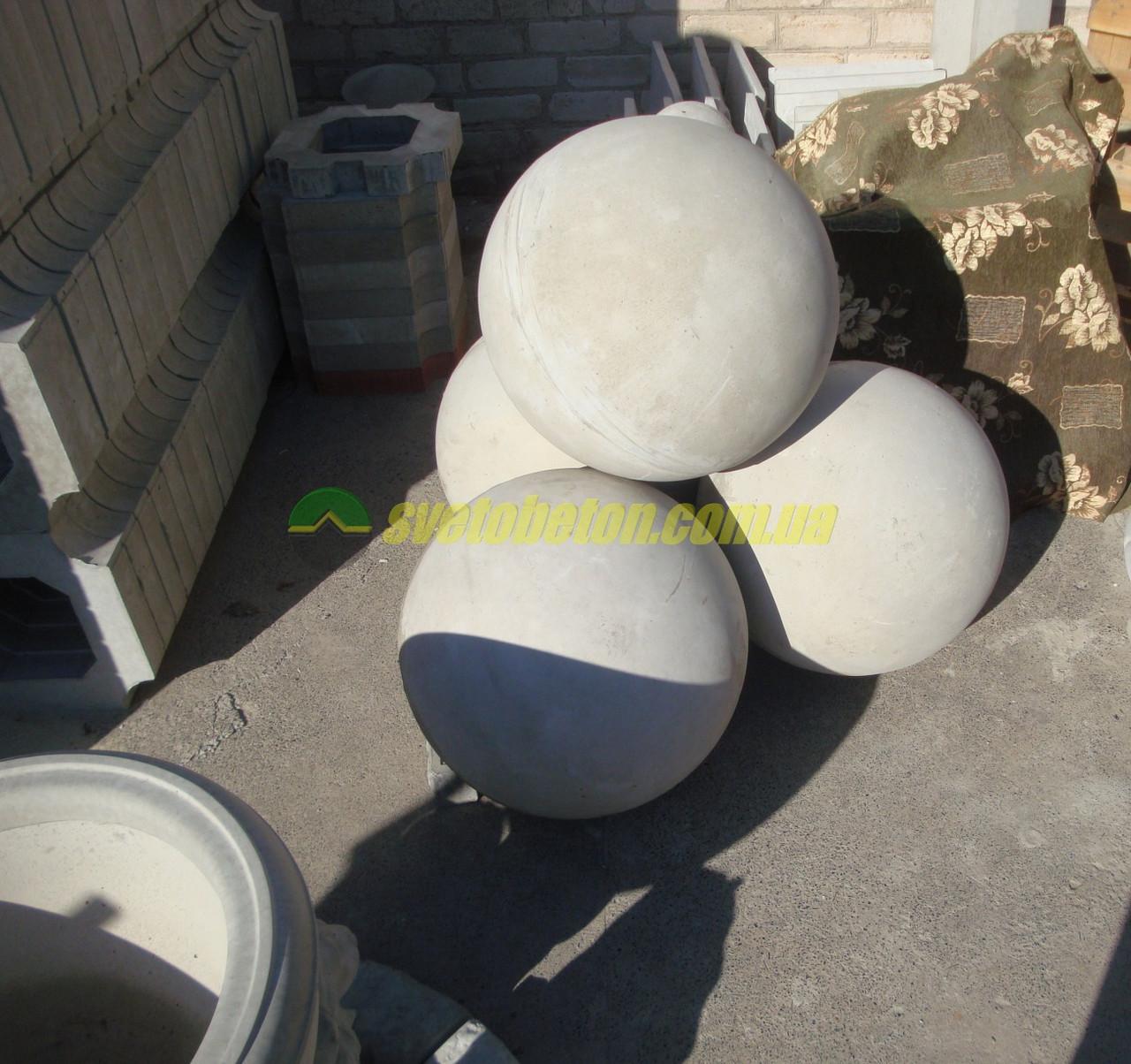 Сфера из бетона купить водоцементное соотношение бетонной смеси что это