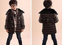 Куртка зимняя на мальчика, разные цвета  Д-722-О