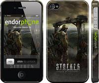 """Чехол на iPhone 4s Stalker. Зона """"633c-12"""""""