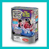 SALE!Детский светящийся конструктор Light Up Links, фото 1