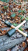 Сувенир из дерева в виде ручной гранати м 24