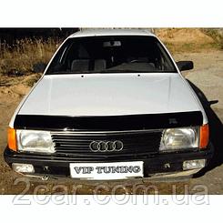 Дефлектор капота для Audi 100 (C3) (1983-1991) (VT-52)
