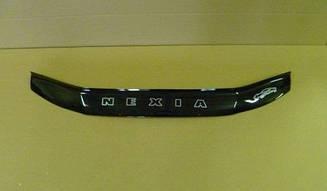 Мухобойка Daewoo Nexia (1995-2008) (VT-52) Дефлектор капота накладка