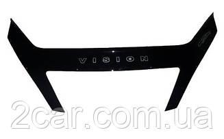 Мухобойка Geely Vision (2007>) (VT-52) Дефлектор капота накладка