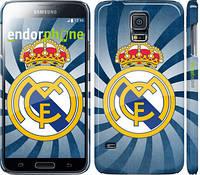 "Чехол на Samsung Galaxy S5 g900h Реал Мадрид  1 ""2303c-24"""