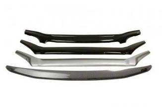 Мухобойка Mercedes Sprinter (Br.906) (Вариант Б) (2013>) (VT-52) Дефлектор капота накладка