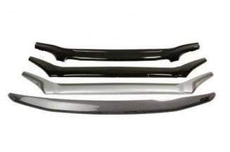 Дефлектор капота для Nissan Almera RU (G11) (короткий) (2012>) (VT-52)