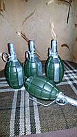 Сувенир из дерева в виде ручной гранаты ф1