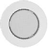 Вентиляционная решетка Kratki FI Ø100 мм Белая