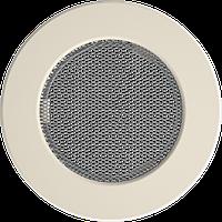 Вентиляционная решетка Kratki FI Ø100 мм Бежевая, фото 1