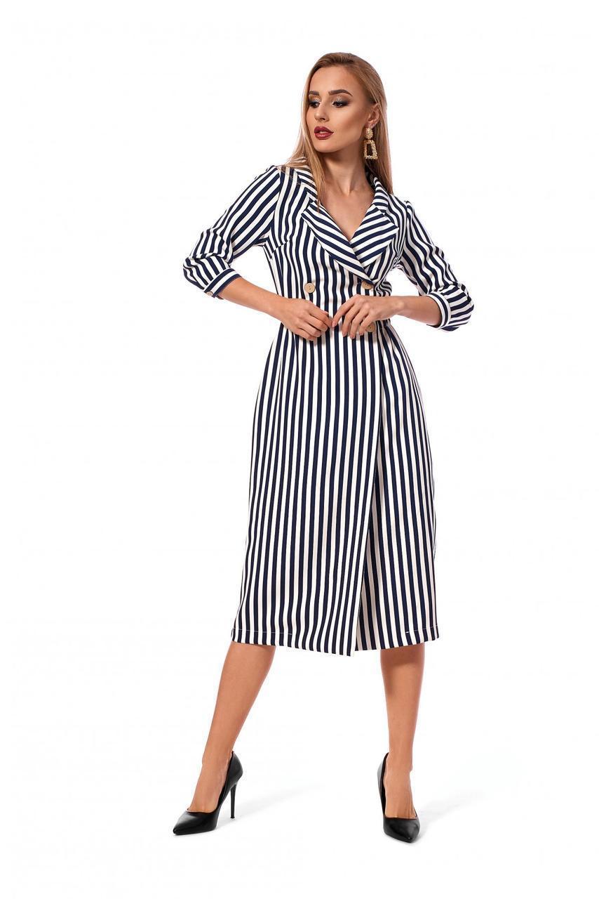 Молодежное платье пиджак  размер 42-48