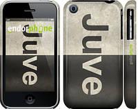 """Чехол на iPhone 3Gs Ювентус """"2778c-34"""""""