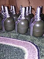 Сувенир из дерева в форме ручной гранати РГД 5