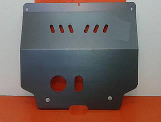 Защита Fiat Doblo I (2003-2009) (боковые крылья, двс+кпп) (Щит) Двигателя картера подона