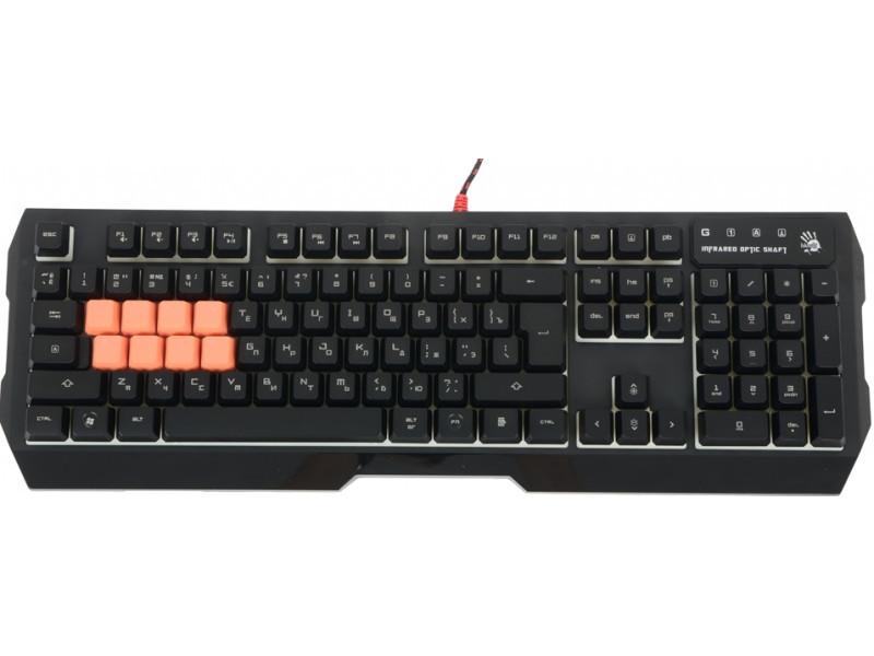 Клавиатура A4 Tech Bloody B188