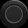 Вентиляционная решетка Kratki FI Ø125 мм Черная
