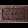 Вентиляционная решетка Kratki 17x30 см медная без жалюзи