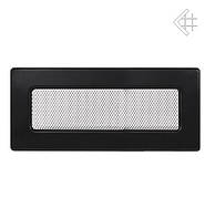 Вентиляционная решетка Kratki 11х32 см черная, фото 1
