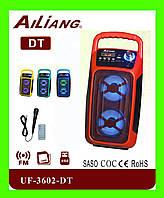 Дистанционный пульт, микрофон Bluetooth. UF-3602 DT
