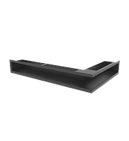 Вентиляционная решетка HITZE SLIM 9x60x40 правая, фото 1