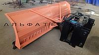 Отвалы с гидравлическим поворотом на телескопические погрузчики, фото 1