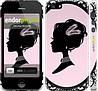 """Чехол на iPhone 5s Принцесса """"1992c-21"""""""