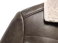 Мужская зимняя дубленка. Модель 770-н, фото 6