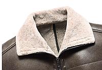 Мужская зимняя дубленка. Модель 770-н, фото 7