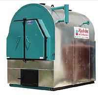 Паровой твердотопливный котел Кубус УSBK  550-1100 кг/час, 3 Бар