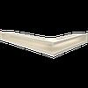 Вентиляционная решетка Люфт SF NL/90/K левая угловая бежевая