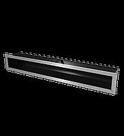 Вентиляційна решітка Hitze SLIM INOX 9x60, фото 1