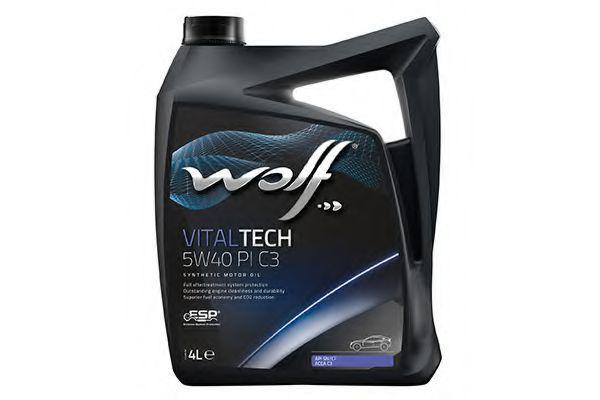 Wolf Oil Vitaltech 5W-40 C3 4л