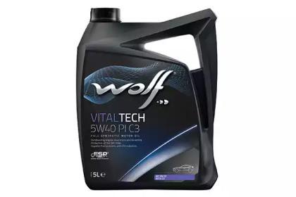 Wolf Oil Vitaltech 5W-40 C3 5л