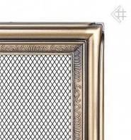 Вентиляционная решетка Kratki 11х11 см рустикальная без жалюзи, фото 1