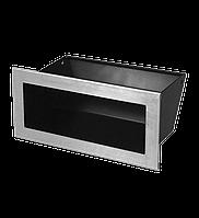 Вентиляционная решетка Hitze SLIM INOX 9x20, фото 1