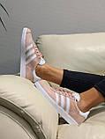 Кроссовки натуральная замша Adidas Gazelle Адидас Газель  (36,37,38,39,40), фото 8