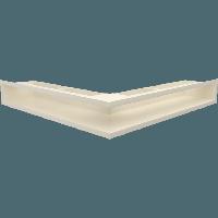 Вентиляционная решетка Kratki Люфт NS/90/K угловая бежевая, фото 1