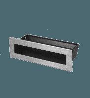 Вентиляционная решетка Hitze SLIM INOX 6x20, фото 1