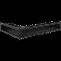 Вентиляционная решетка Люфт SF NP/9/40/C правая угловая черная, фото 1
