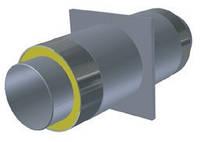 Опора  для стальной трубы ППУ 57/125мм в ПЕ/СПИРО оболочке