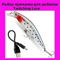 Рыбка приманка для рыбалки Twitching Lure