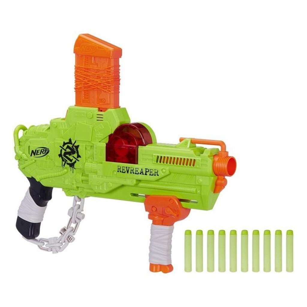 Игрушечное оружие Hasbro Nerf Реврипер (E0311)