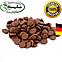 Шоколад молочный 30% ТМ Schokinag (Германия) кондитерский в дропсах. Вес:250 гр, фото 2