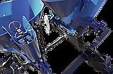 Картоплесаджалка дворядна ланцюгова з БДУ до мототрактору Преміум (фіксоване междурядие), фото 6