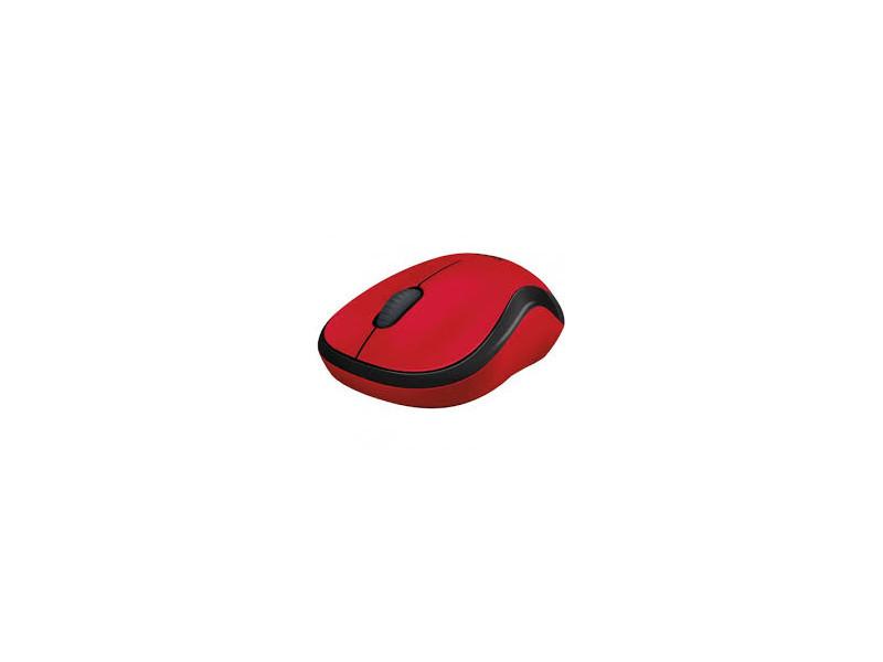 Мышь Logitech M220 Red (910-004880)