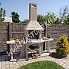 Камин барбекю «Каир» с двумя столами, фото 4
