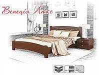Деревянная кровать Венеция Люкс Щит 80х190 см. Эстелла