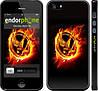 """Чехол на iPhone 5s Голодные игры """"282c-21"""""""
