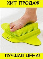 Щётка для ног на присоске Foot Brush